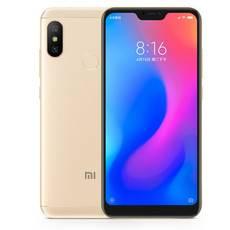 小米/MIUI 【暢銷新品】 紅米6 Pro 4GB+64GB  移動聯通電信4G手機