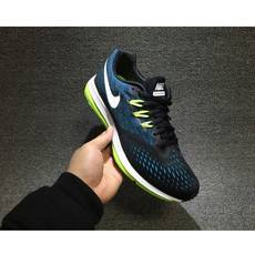 Contracted Nike Flyknit Lunar 3 Black Blue 698182 004