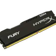 金士顿/Kingston HyperX 骇客神条FURY DDR4 2400 8g台式机内存条