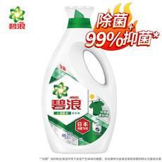 碧浪 抑菌除菌更除螨洗衣液3kg/瓶